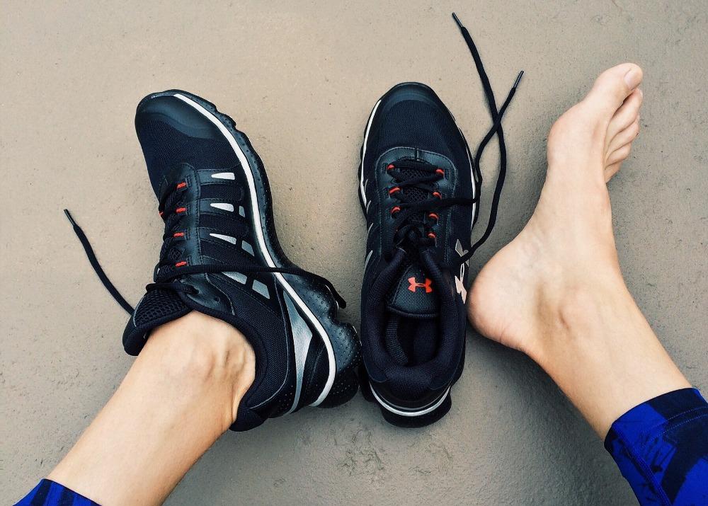 enge Schuhe