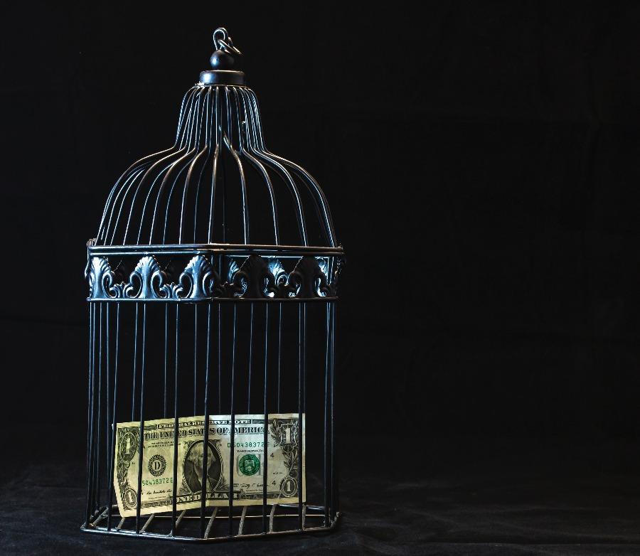 käfiggeld keine Selbstliebe