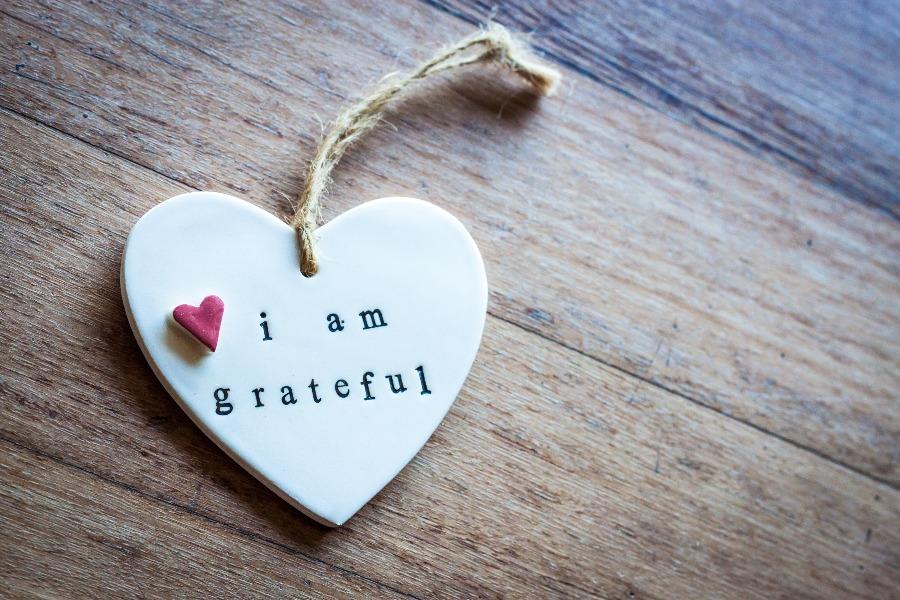 gesetz der anziehung dankbarkeit