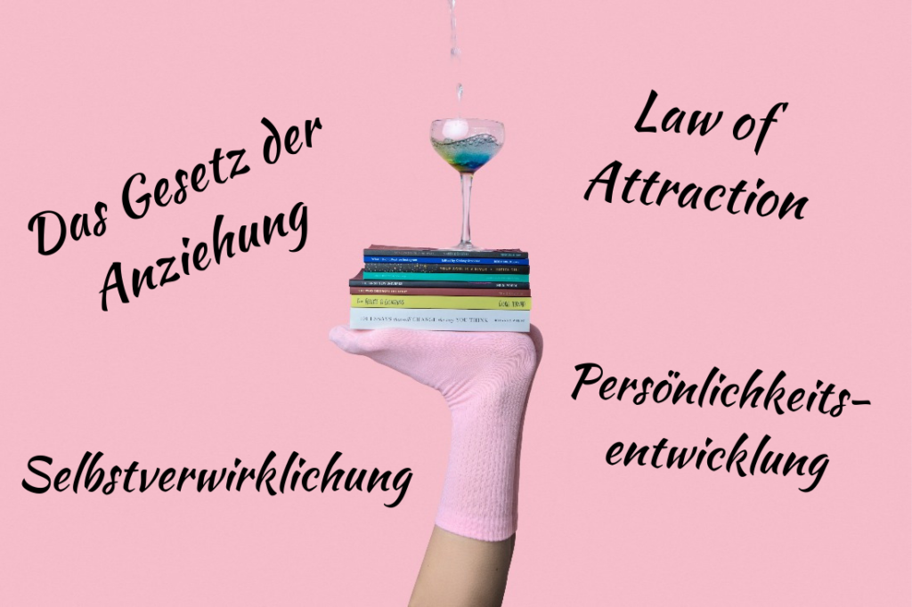 Bücher Law of Attraction