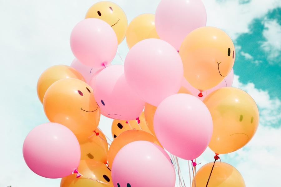ballons glück