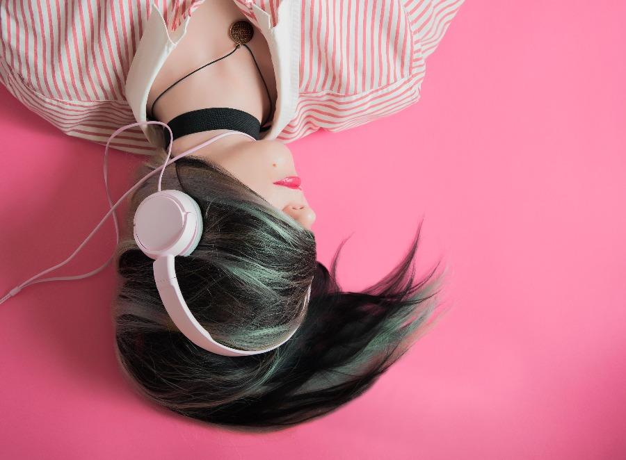 Stimmung heben mit Musik