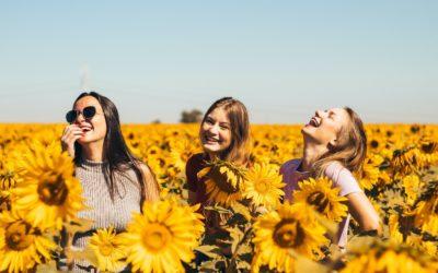 Dauerhaft glücklich? 3 Erfolgsrezepte
