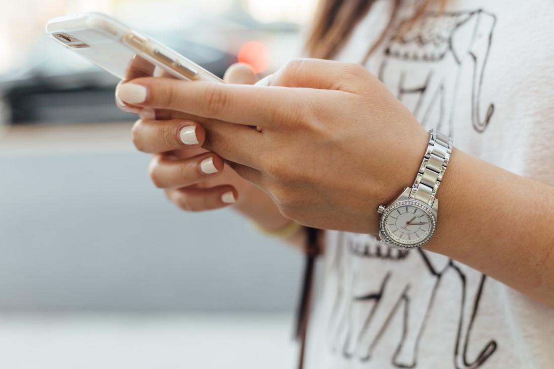 Social Media abhängig